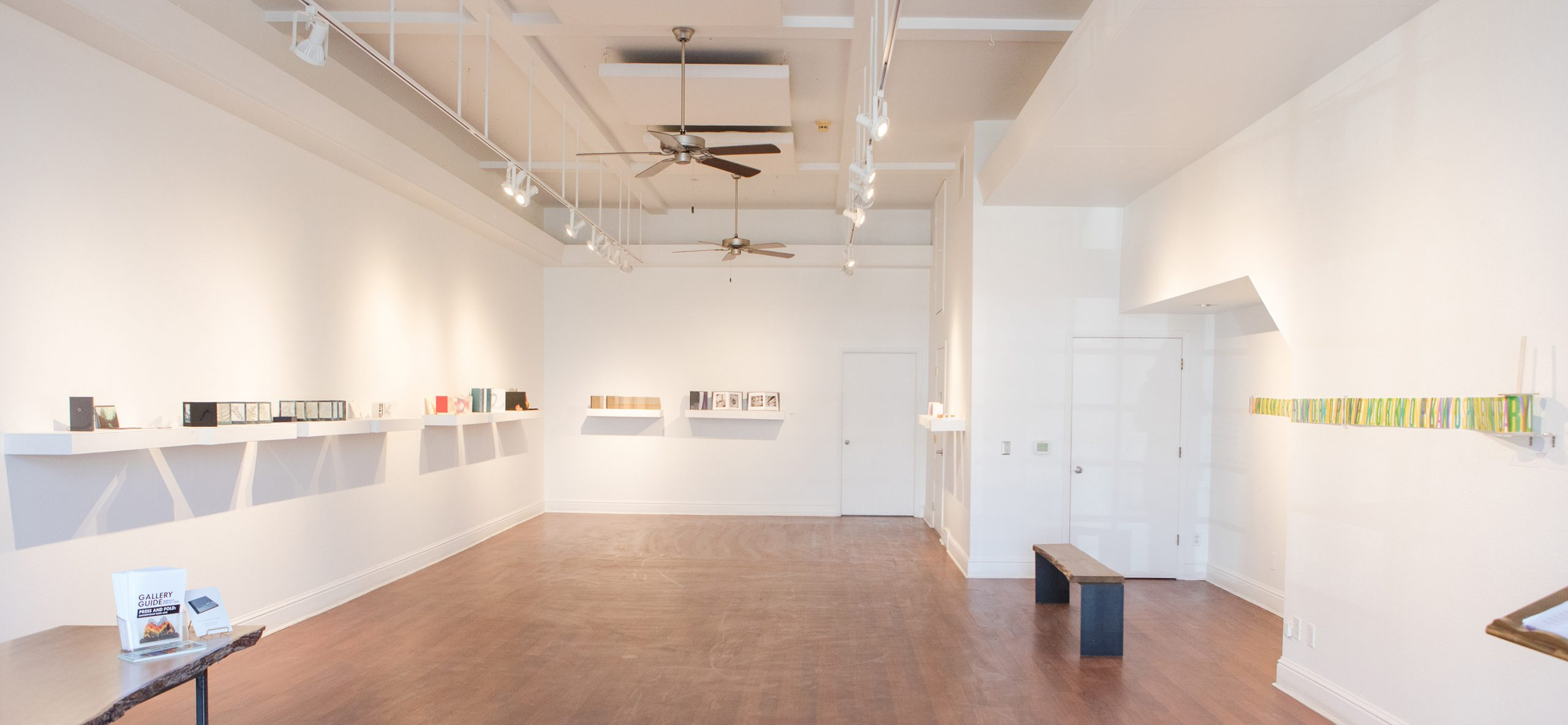 PRESS AND FOLD: CONTEMPORARY BOOK ARTS
