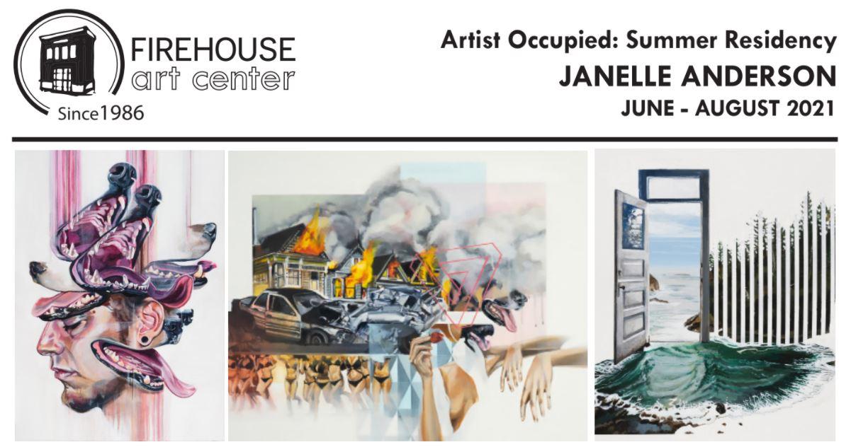 Summer 2021 Artist Residency